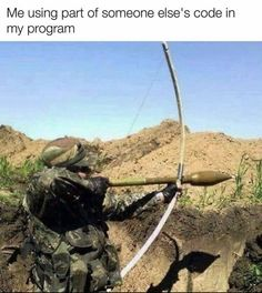 Me using part of someone else's code in my program. Funny Marvel Memes, Crazy Funny Memes, Really Funny Memes, Love Memes, Stupid Funny, Funny Quotes, Top Funny, Funny Love, Hilarious