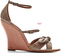 Tabitha-Simmons-Clara-Spring-2014-Platform-Sandal |  SS 2014 | cynthia reccord