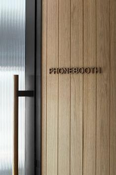 Office Signage, Wayfinding Signage, Signage Design, Commercial Design, Commercial Interiors, Architecture Details, Interior Architecture, Office Graphics, Workplace Design