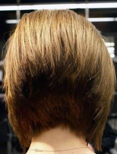 Stacked Bob Hairstyles Back View | Angled Bob Hairstyles Back View Photos