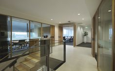 QCA Office Fitout by Amicus Interiors