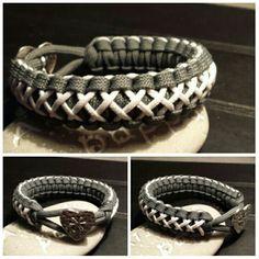Stitched Solomon #paracord #bracelet