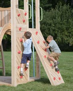 Great outdoor playsets