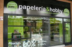 Nueva Franquicia de papeleria Las Rozas Madrid. http://alfilnews.blogspot.com.es/