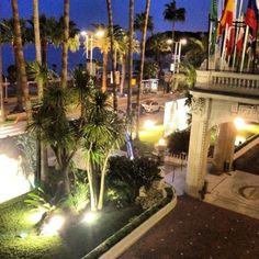 by Джулия Г.Carlton Bar (Hotel InterContinental Carlton Cannes) - Croisette - Palm Beach - Cannes, Alpes-Maritimes #www.frenchriviera.com