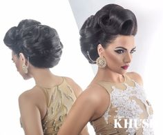 Complete your look with a bespoke bridal hair do by none other than hair extraordinaire Saira Rahman Hairstylist   +44 (0)7940 985 999 info@sairarahman.co.uk www.sairarahman.co.uk  Makeup: Julie Ali Mua Outfits: Jason Boateng  Jewellery: Anees malik