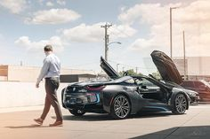Shop for new 2020 BMW's from Autohaus BMW in Maplewood, Missouri serving the entire St. Louis now! Bmw For Sale, Bmw Love, Bmw I8, New Bmw, Expensive Cars, Missouri, Convertible, Motorcycle, Vehicles