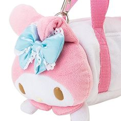 [My Melody] 2-WAY Boston bag