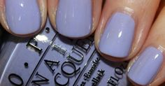 OPI You're Such A Budapest starting to see this color show up more on nails. very pretty!