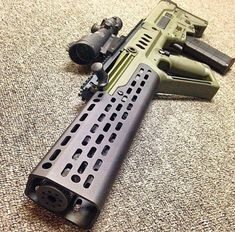 Tavor 5.56 Bullpup Save those thumbs & bucks w/ free shipping on this magloader I purchased mine http://www.amazon.com/shops/raeind   No more leaving the last round out because it is too hard to get in. And you will load them faster and easier, to maximize your shooting enjoyment.