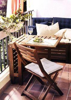 Creative Diy Small Apartment Balcony Garden Ideas 41