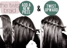 Latest Braided Hairstyles Can Not Be Ignored In The Christmas Night Hairstyles For Seniors, Hairstyles Haircuts, Cool Hairstyles, Senior Hairstyles, Popular Hairstyles, Latest Braided Hairstyles, Braided Hairstyles For Wedding, Beauty Tips For Hair, Hair Beauty