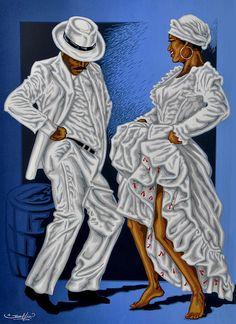 Baile de Figura de Samuel Lind