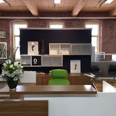Reception Furniture | Conklin Office Furniture Showroom And Design