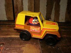 "Playskool ""Dizzy Driver"" Jeep"