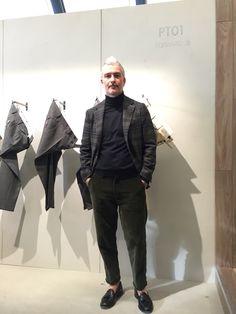 イタリア、フィレンツェで1/10~1/13まで開催されたメンズ最大のファッション見本市「PITTI UOMO」 […]