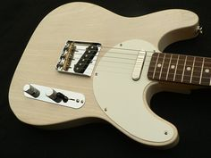 Fender Double Cut Telecaster - as requested!