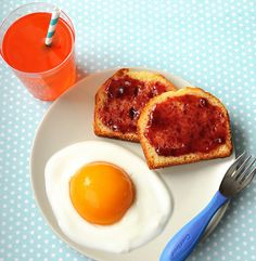 Cute Meal Idea: Breakfast in Disguise