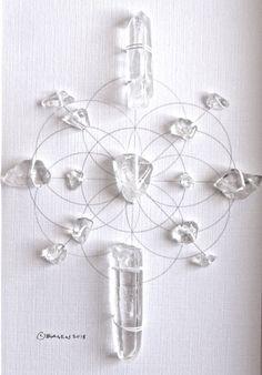 PURIFY energizar flujoenmarcado rejilla cristal por CrystalGrids
