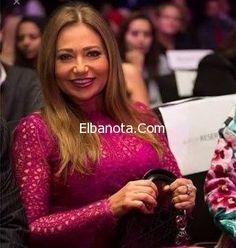 ليلى علوي أيقونة الموضة في مهرجان دبى السينمائى ٢٠١٥