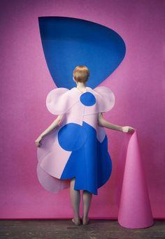Idoménée Fashion Book Spring/Summer 2013: Comme des Garçons by Sophie Delaporte