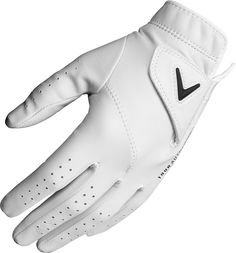 sports shoes 58137 4d236 Callaway Women s Tour Authentic Golf Glove, White. Nike Gloves