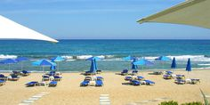 Adelianos Kampos Beach in Rethimno, Crete