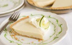 Sweet Lime Yogurt Pie