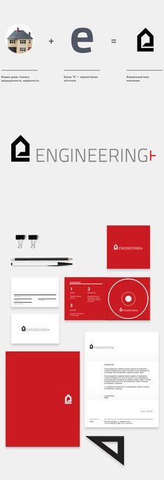 Engineering+ by Pavel Zametniy, via Behance