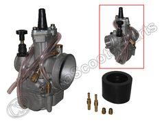 Pwk30 30 30mm carburatore keihin koso oko pwk potenza Jet Carburatore Dirt Pit bike Buggy ATV Quad Go Kart parti