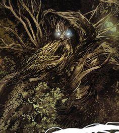 Blackbriar Thorn (Character) - Comic Vine