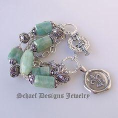 Silver Jewelry With Diamonds Crystal Jewelry, Gemstone Jewelry, Beaded Jewelry, Jewelry Bracelets, Silver Jewelry, Diamond Jewelry, Jewelry Accessories, Jewelry Design, Designer Jewelry