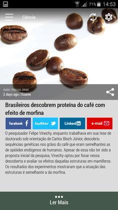 Descarregue gratuitamente a versão Android da aplicação #Born2Invest para obter a sua dose diária de notícias bem como outros resumos informativos. #cafe #morphine #coffeebeans