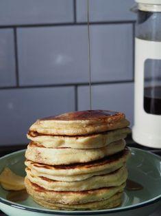 Fluffig Fluffige Pancakes / Crazy Damn Fluffy Pancakes (Deutsch