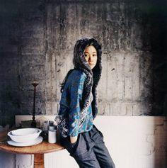 i love the hoodie Yu Aoi, Stylish Outfits, Fashion Outfits, Elegant Girl, Mori Girl, Photos Of Women, Female Portrait, Color Azul, Japanese Girl