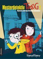Dette er den første boken om Mesterdetektiv Tim og Co - full av drama, spenning og humor.