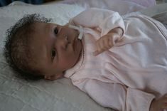 Sweet AA Baby Girl Reborn by Grama's Forever Babies
