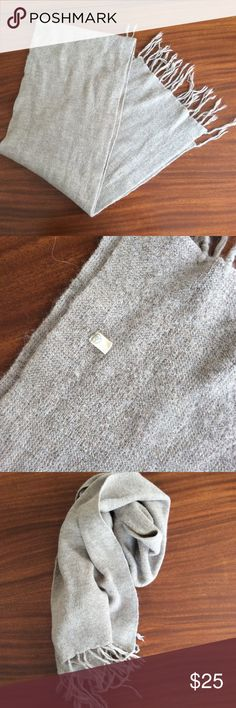 Alternative 100% Alpaca Scarf In very good condition! A very soft, long, and warm scarf made of 100% Alpaca fur! Alternative Accessories Scarves & Wraps