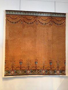 PAPIERS PEINT, DÉBUT XIXème SIÈCLE WALLPAPER, EARLY 19th CENTURY TRES BON ETAT | eBay