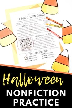 Are you looking for a resource to help you teach text features and to assess your students' understanding of nonfiction text features? Do you want to tie in your literacy instruction with your students' interests and current events, like Halloween and other holidays? Check out this activity for your classroom, great for small groups, guided reading, or centers! #2ndgrade #3rdgrade #4thgrade #reading #comprehension Holidays With Kids, School Holidays, Reading Interest Survey, I Am Poem, Mentor Sentences, Nonfiction Text Features, First Day Of School, School School, Work On Writing