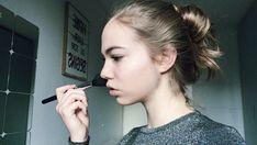 Van jongs af aan ben ik al bezig met make-up en cosmetica. Hier wil ik ook mijn vervolgstudie van maken!
