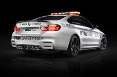 BMW M4 is de nieuwe DTM safety car