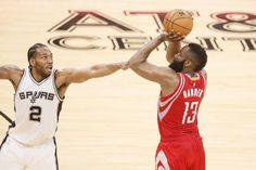 San Antonio Spurs vs. Houston Rockets - 5/1/17 NBA Pick, Odds, and Prediction
