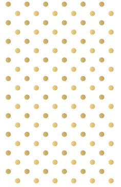Goldie Dots Art Print by Miss Modern Shop | Society6 iphone wallpaper