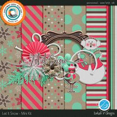 DSS – Christmas Carol Blog Hop - Bekah E Designs