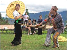 Khen dancing