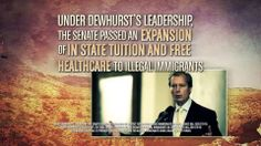 "The Dewhurst Decade - Patrick said the Dewhurst-led Senate ""passed an expansion of in-state tuition and free health care to illegal immigrants."" -  lawmakers signed off on in-state tuition for undocumented students in 2001--before Dewhurst became lieutenant governor-- regarding free health care for illegal immigrants didn't launch a program for immigrants, which is what Patrick's statement seems to suggest."