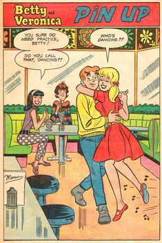 Veronica, Ethel, Archie and Betty Archie Comics Strips, Archie Comics Betty, Archie Betty And Veronica, Archie Comics Characters, Archie Comic Books, Superhero Characters, Archie Comics Riverdale, Comic Book Frames, Comic Clothes