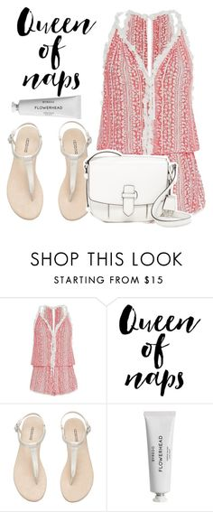 """""""Queen of Naps"""" by mareehamasood246 on Polyvore featuring Poupette St Barth, Byredo and MICHAEL Michael Kors"""