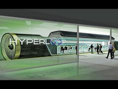 El tren más rápido del mundo - YouTube Tesla Motors, Youtube, The World, Future Transportation, Business Magnate, Homes, Planets, Train, Trips
